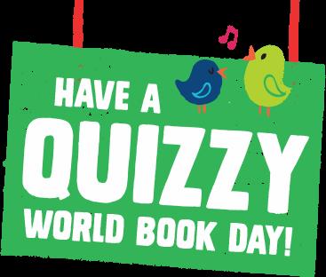 P1 - P3 World Book Day Quiz